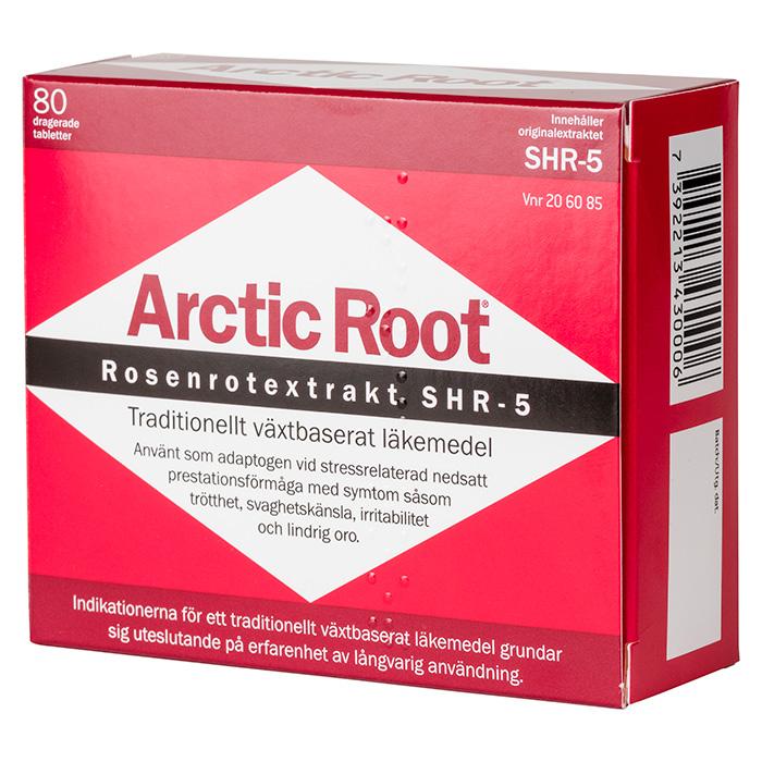 arctic root dosering