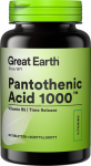Pantothenic Acid 1000, 90 tabletter