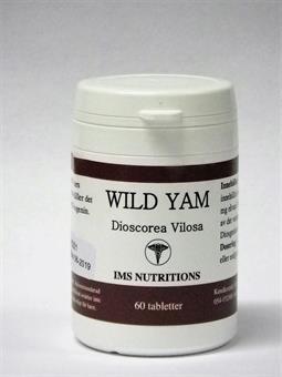 wild yam kapslar